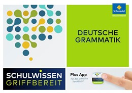 Abbildung von Ader / Bünting | Schulwissen griffbereit. Deutsche Grammatik | 1. Auflage | 2017 | beck-shop.de