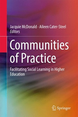 Abbildung von McDonald / Cater-Steel | Communities of Practice | 2016 | Facilitating Social Learning i...