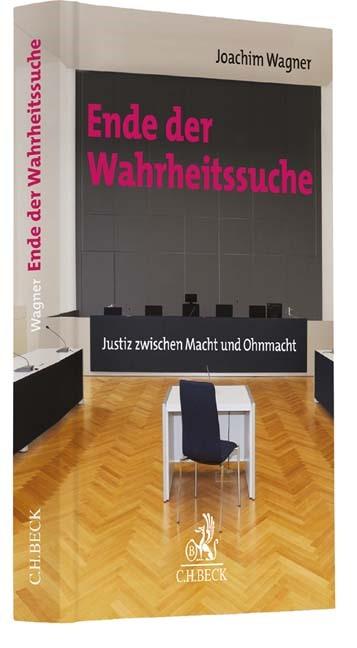 Ende der Wahrheitssuche | Wagner, 2017 | Buch (Cover)