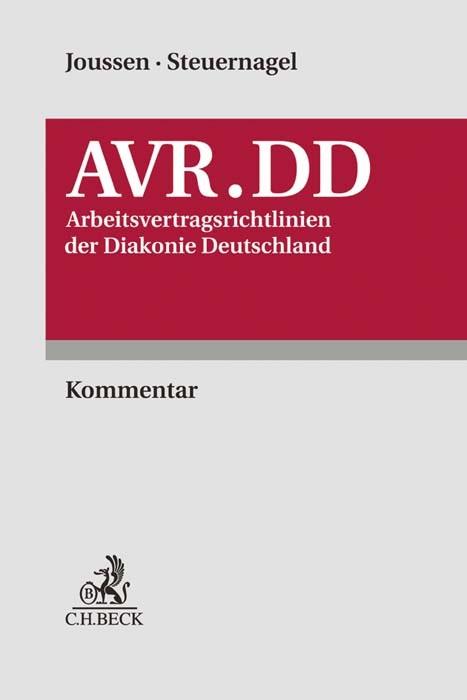 AVR.DD | Joussen / Steuernagel, 2018 | Buch (Cover)
