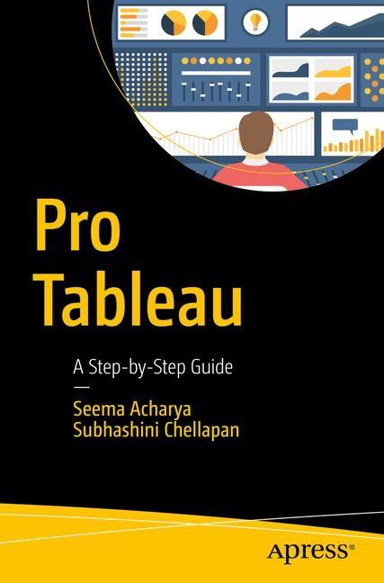 Pro Tableau | Acharya / Chellappan | 1st ed., 2016 | Buch (Cover)