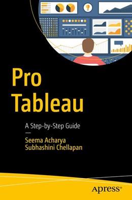 Abbildung von Acharya / Chellappan | Pro Tableau | 1. Auflage | 2016 | beck-shop.de