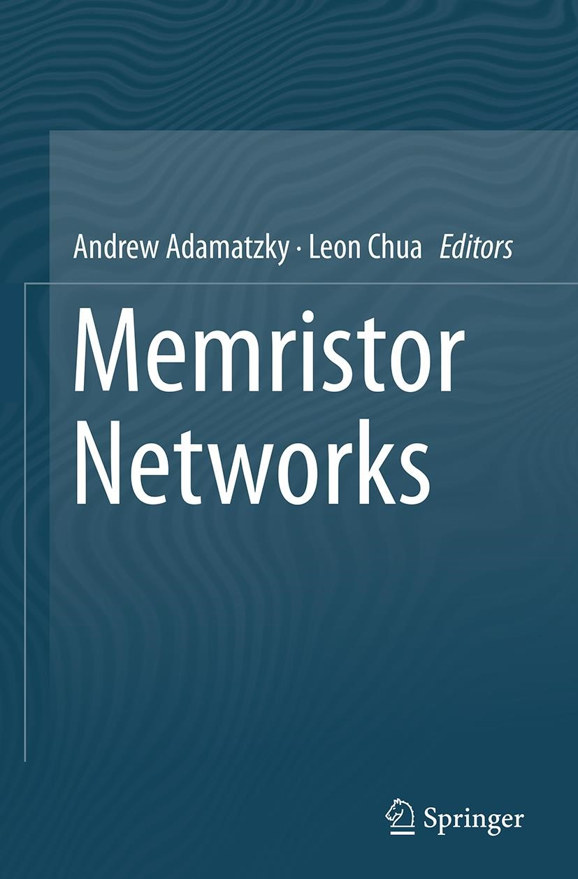 Memristor Networks | Adamatzky / Chua | Softcover reprint of the original 1st ed. 2014, 2016 | Buch (Cover)