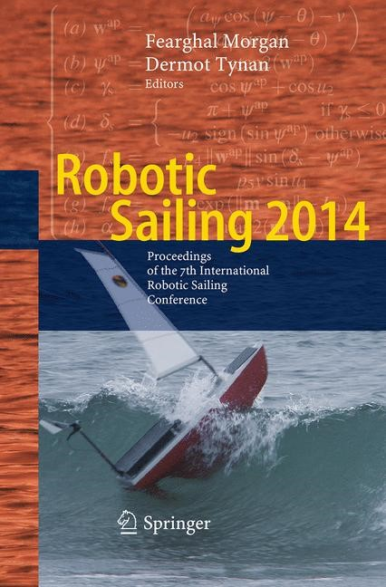 Robotic Sailing 2014 | Morgan / Tynan | Softcover reprint of the original 1st ed. 2015, 2016 | Buch (Cover)