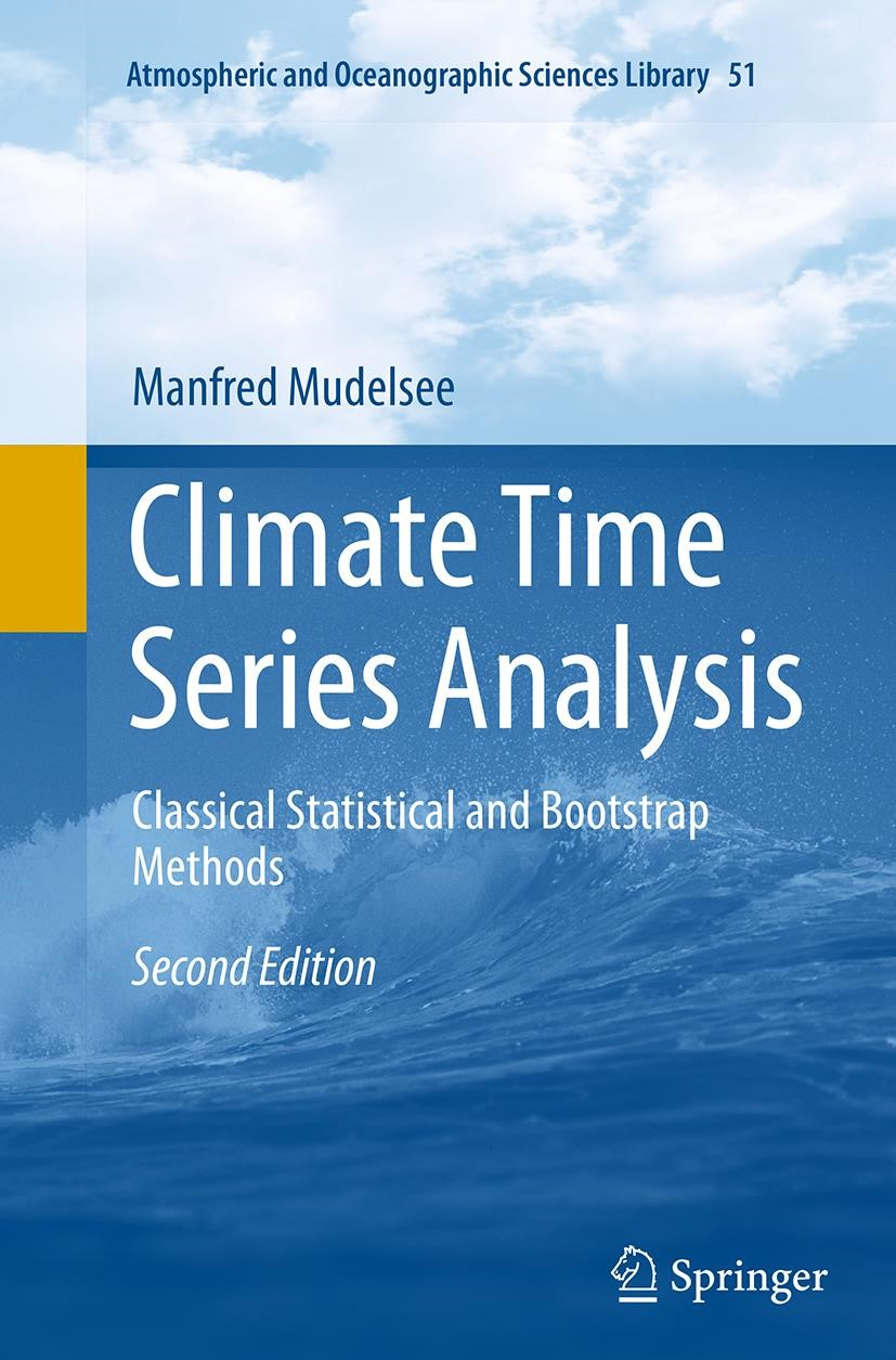 Climate Time Series Analysis | Mudelsee | Softcover reprint of the original 2nd ed. 2014, 2016 | Buch (Cover)