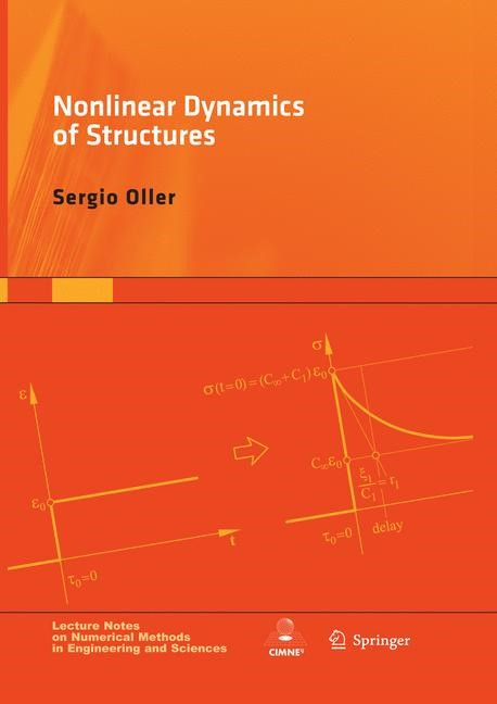 Nonlinear Dynamics of Structures | Oller | Softcover reprint of the original 1st ed. 2015, 2016 | Buch (Cover)
