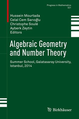 Abbildung von Mourtada / Sarioglu / Soulé / Zeytin | Algebraic Geometry and Number Theory | 1st ed. 2017 | 2017 | Summer School, Galatasaray Uni... | 321