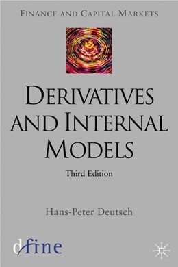 Abbildung von Deutsch | Derivatives and Internal Models | 3. Auflage | 2003 | beck-shop.de