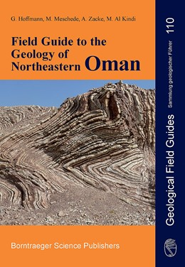 Abbildung von Hoffmann / Meschede / Zacke / Al Kindi | Field Guide to the Geology of Northeastern Oman | 2016