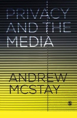 Abbildung von McStay | Privacy and the Media | First Edition | 2017