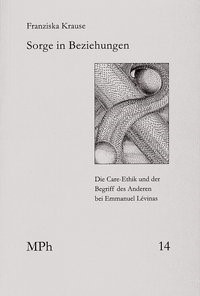 Sorge in Beziehungen | Bormuth / Maio / Wiesing, 2017 | Buch (Cover)