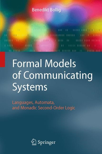 Abbildung von Bollig | Formal Models of Communicating Systems | 2006