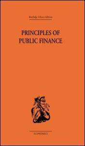 Abbildung von Dalton | Principles of Public Finance | 2008