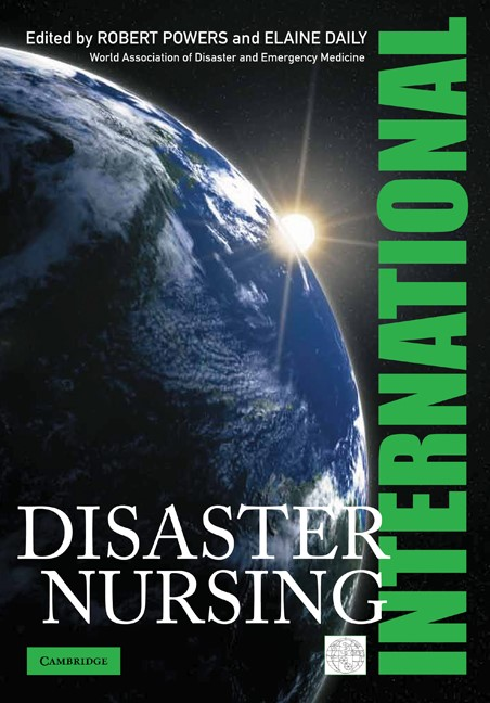 Abbildung von Daily / Powers | International Disaster Nursing | 2010