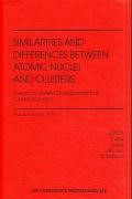 Similiarities and Differences Between Atomic Nuclei and Clusters   Abe / Arai / Lee / Yabana, 1998   Buch (Cover)