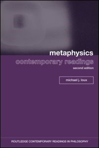 Abbildung von Loux | Metaphysics: Contemporary Readings | 2nd edition | 2007