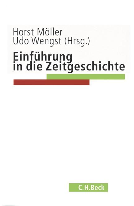Cover: , Einführung in die Zeitgeschichte