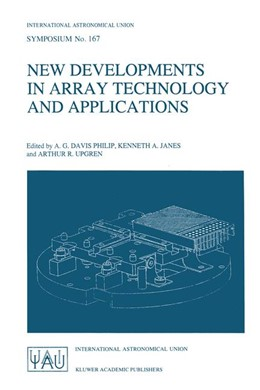 Abbildung von Philip / Janes / Upgren | New Developments in Array Technology and Applications | 1995 | Proceedings of the 167th Sympo... | 167