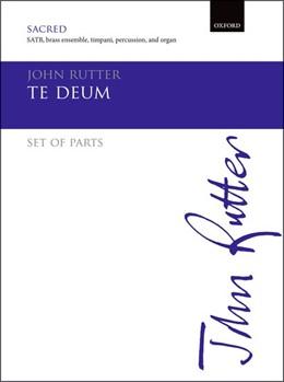 Abbildung von Te Deum | 2016