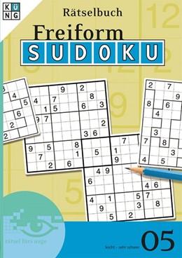 Abbildung von Freiform-Sudoku Rätselbuch 05 | 1. Auflage | 2016 | beck-shop.de