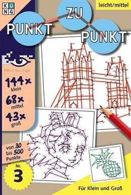 Abbildung von Rätselbuch Punkt zu Punkt 03 | 1. Auflage | 2016 | beck-shop.de