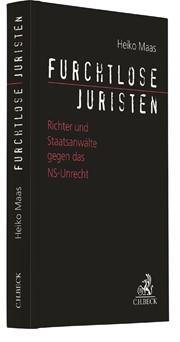 Furchtlose Juristen | Maas, 2017 | Buch (Cover)