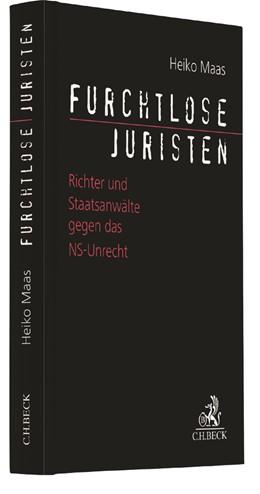Abbildung von Maas | Furchtlose Juristen | 1. Auflage | 2017 | beck-shop.de