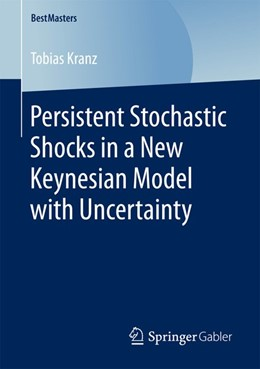 Abbildung von Kranz | Persistent Stochastic Shocks in a New Keynesian Model with Uncertainty | 1st ed. 2017 | 2016