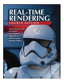 Abbildung von Akenine-Mo¨ller / Haines / Hoffman | Real-Time Rendering, Fourth Edition | 2018