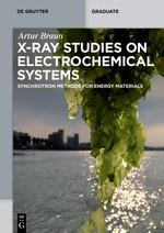 X-ray Studies on Electrochemical Systems | Braun, 2017 | Buch (Cover)