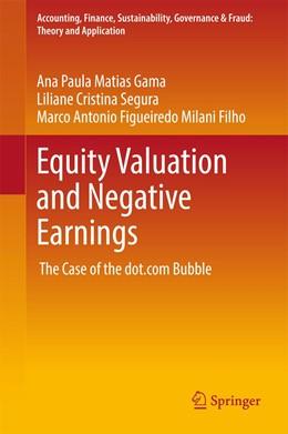 Abbildung von Matias Gama / Segura / Milani Filho   Equity Valuation and Negative Earnings   2017   The Case of the dot.com Bubble