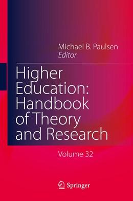 Abbildung von Paulsen | Higher Education: Handbook of Theory and Research | 1. Auflage | 2017 | beck-shop.de