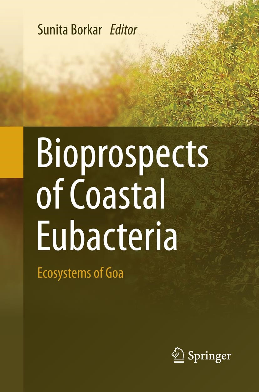 Bioprospects of Coastal Eubacteria | Borkar | Softcover reprint of the original 1st ed. 2015, 2016 | Buch (Cover)