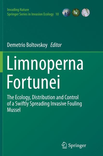 Abbildung von Boltovskoy | Limnoperna Fortunei | Softcover reprint of the original 1st ed. 2015 | 2016