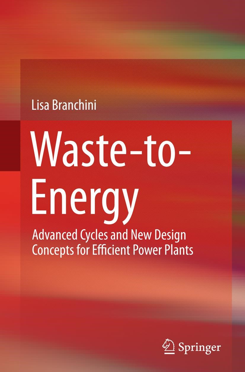 Waste-to-Energy | Branchini | Softcover reprint of the original 1st ed. 2015, 2016 | Buch (Cover)