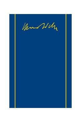 Abbildung von Aldenhoff-Hübinger / Gerhards / Oßwald-Bargende | Max Weber-Gesamtausgabe | 2017 | Band II/2: Briefe 1887-1894
