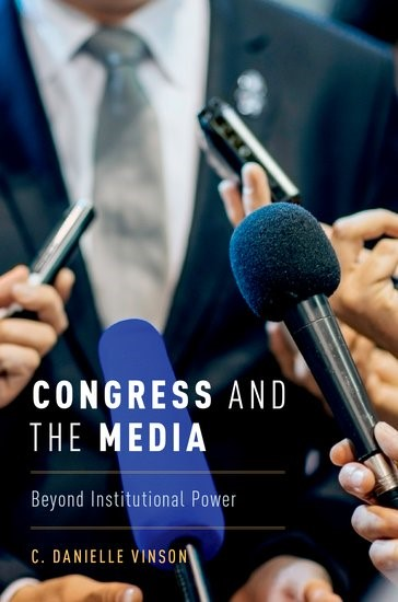 Abbildung von Vinson | Congress and the Media | 2017