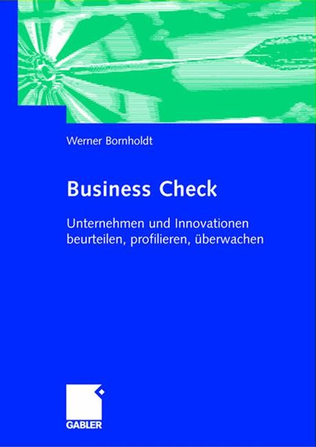 Business Check | Bornholdt | 2004, 2004 | Buch (Cover)