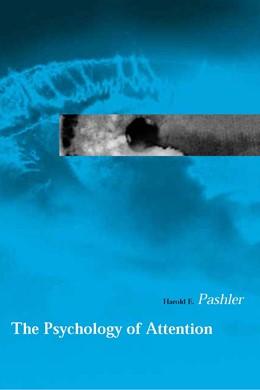 Abbildung von Pashler | The Psychology of Attention | 1999