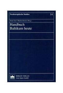 Abbildung von Graf / Kerner | Handbuch Baltikum heute | 1. Auflage | 1998 | 14 | beck-shop.de