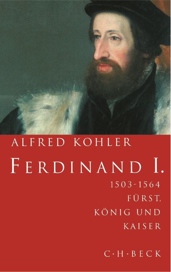 Ferdinand I. | 2. Auflage | Buch (Cover)