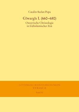 Abbildung von Popa   Giwargis I. (660-680)   2016   Ostsyrische Christologie in fr...