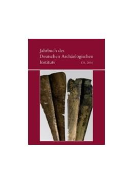 Abbildung von Deutsches Archäologisches Institut | Jahrbuch des Deutschen Archäologischen Instituts | 1. Auflage | 2017 | beck-shop.de