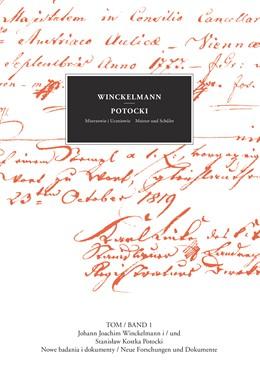 Abbildung von Kunze | Johann Joachim Winckelmann und Stanislaw Kostka Potocki | 1. Auflage | 2016 | beck-shop.de
