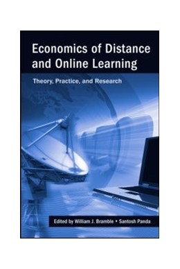 Abbildung von Bramble / Panda | Economics of Distance and Online Learning | 2008