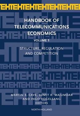 Abbildung von Handbook of Telecommunications Economics | 2002