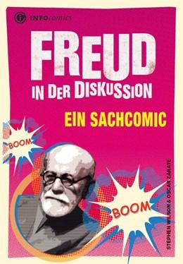 Abbildung von Wilson | Freud in der Diskussion | 2017 | Ein Sachcomic