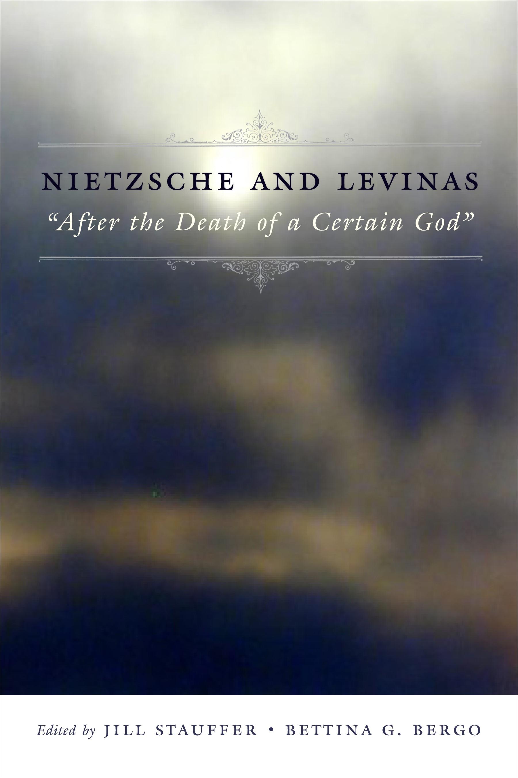 Abbildung von Stauffer / Bergo | Nietzsche and Levinas | 2008