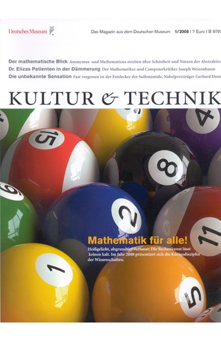 Cover: , Kultur & Technik