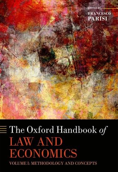 Abbildung von Parisi | The Oxford Handbook of Law and Economics | 2017